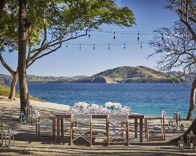 costa rica beach guanacaste province wedding venue