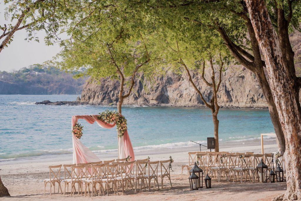 Four Seasons Resort Costa Rica Wedding & Event Venues