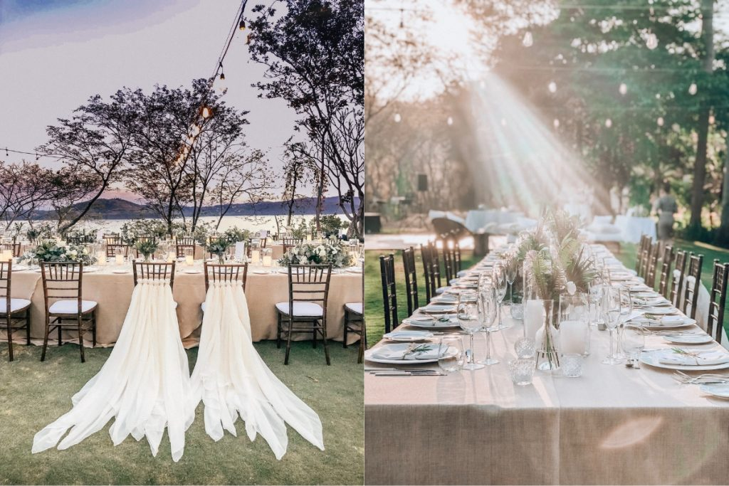 Event Lawn at Four Seasons Costa Rica - Wedding by Tropical Occasions